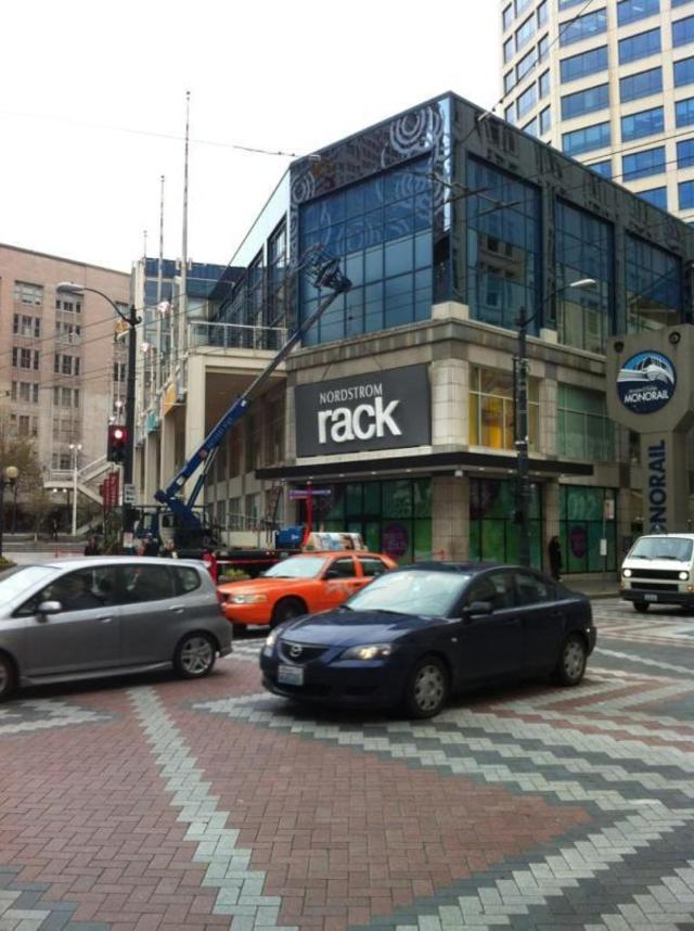 Downtown S Nordstrom Rack Is Moving To Its New Westlake Center Location And You Won T Want Miss The Opening Day Festivities