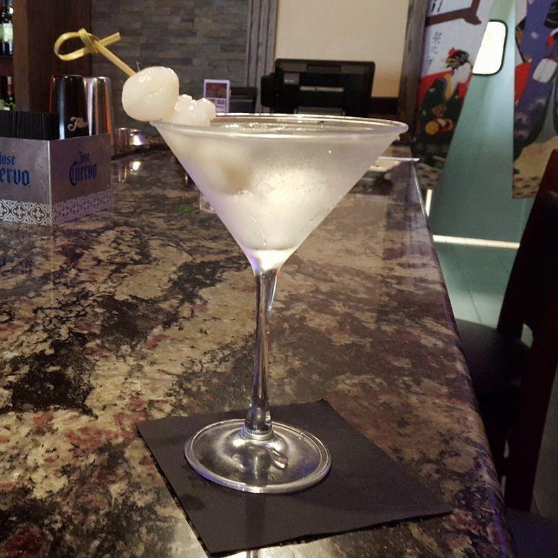 Lychee martini yuniku kjwenw