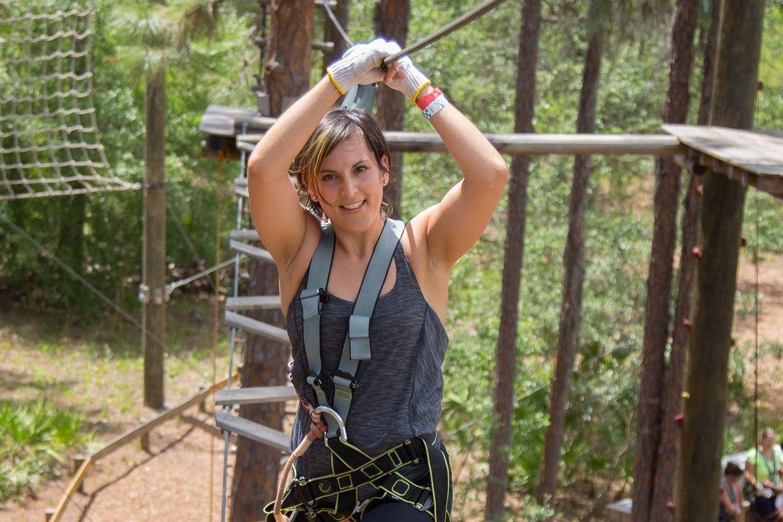 Treeumph  adventure course ml84l3