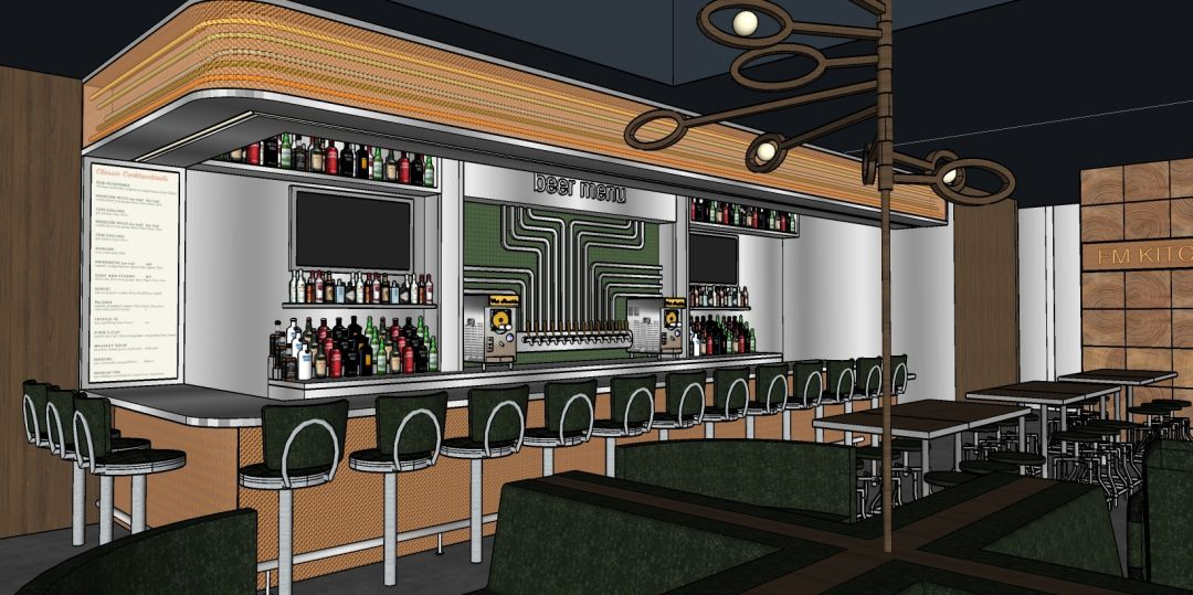 Food News: Second FM Kitchen & Bar Location Planned For ...