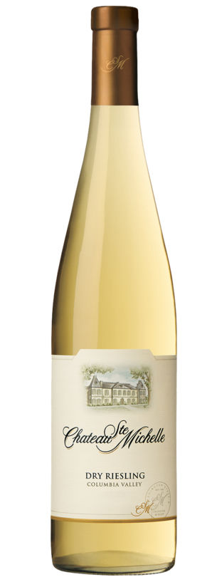 Weekly Wine Pick: Chateau Ste. Michelle Dry Riesling ...