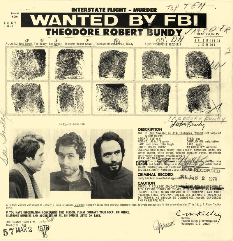 Bundy wanted poster1 gs ll62ak
