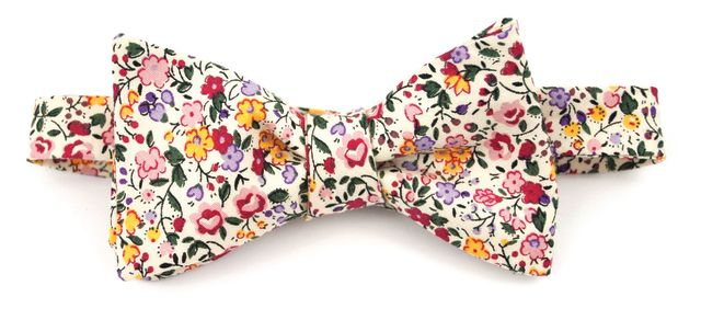 Refinery blush floral bow tie shadow egqpyg