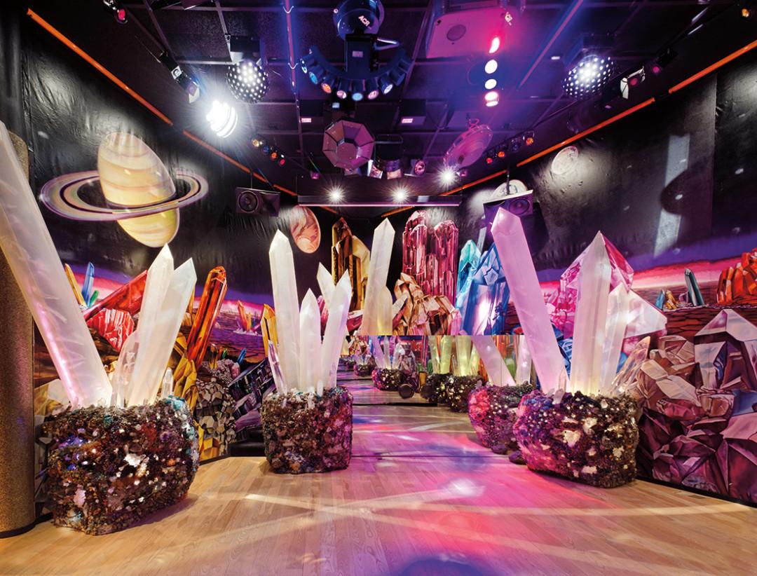 0214 barbis dream house crystal disco gcpjsr
