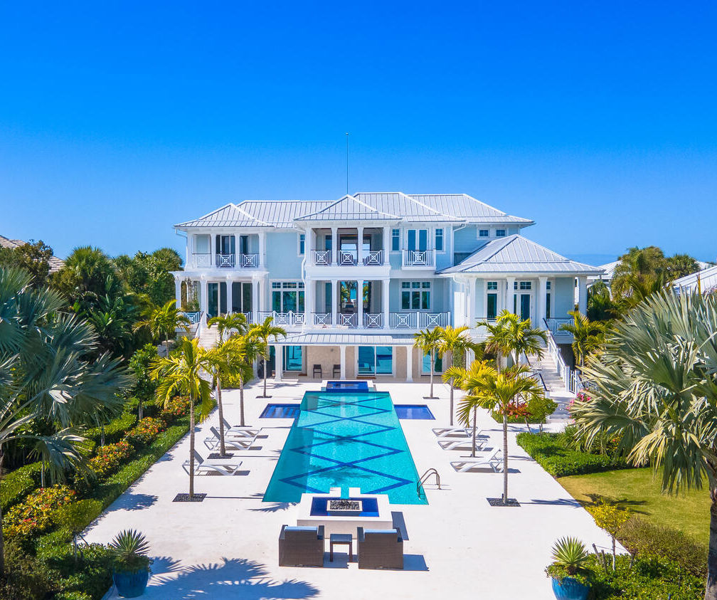 This Casey Key home sold for $16.5 million cash earlier this year. Joel Schemmel was the listing agent.