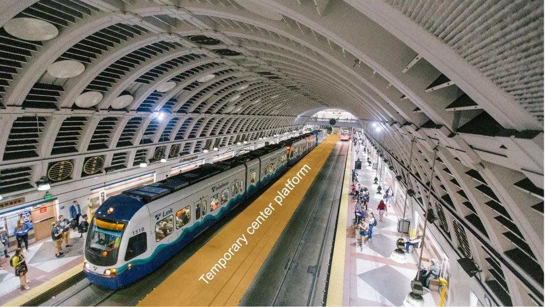 Seattle Squeeze 2 0? Downtown Light Rail Stations Will Close