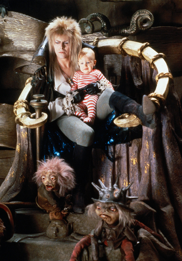 Toby, the Baby from 'Labyrinth,' Grows Up to Be a Goblin King—in