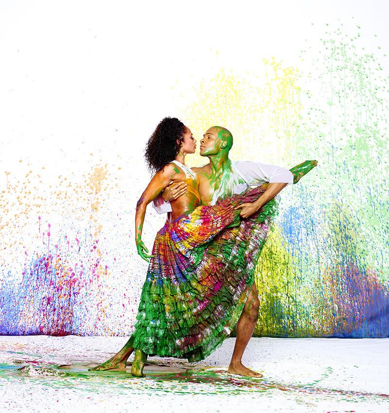 Alvin ailey american dance theater s linda celeste sims and yannick lebrun qwidpu