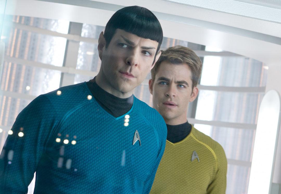 Spock kirk kmy1vj