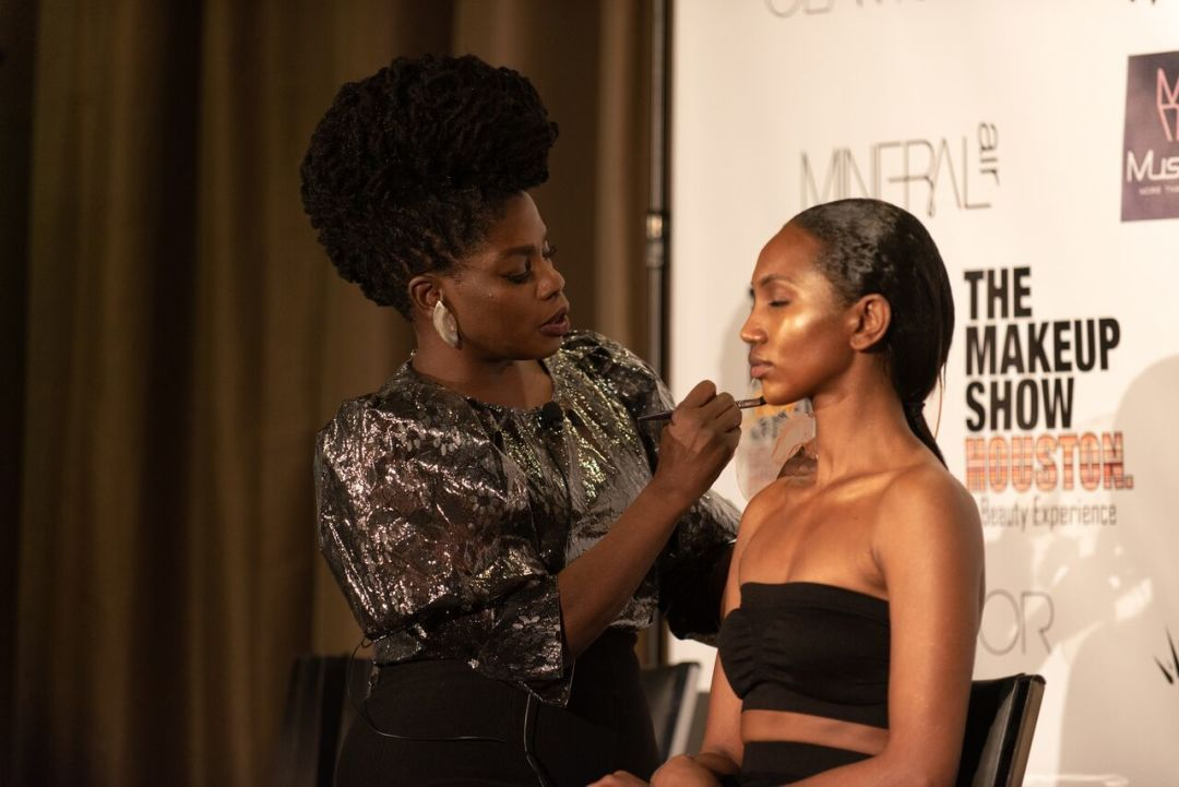 The Makeup Show Brings Beauty School To
