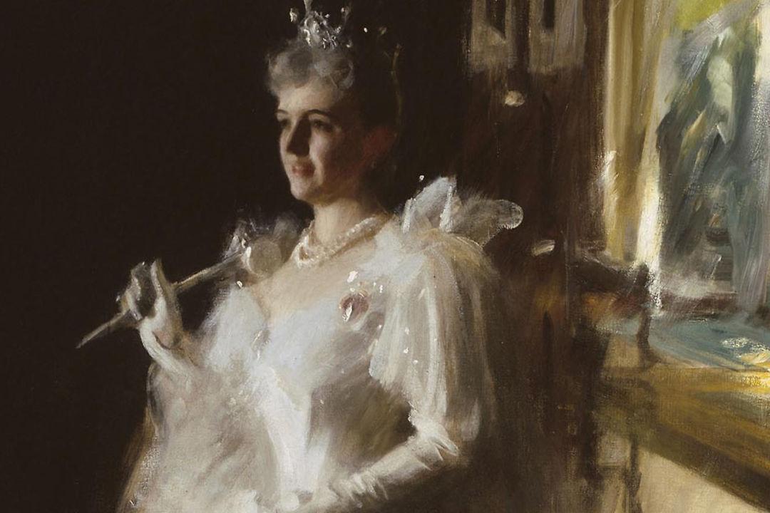 A portrait of Bertha Honore Palmer