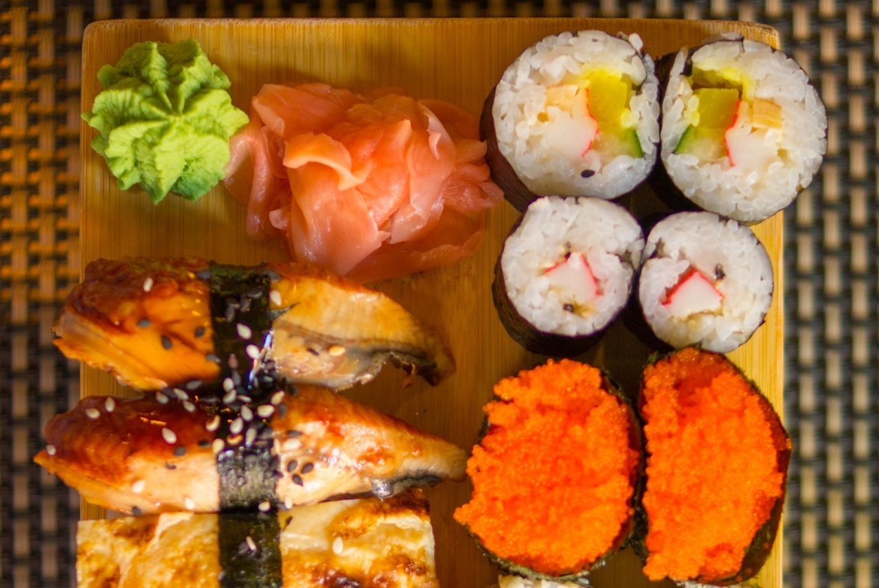 Sushi photo 1 from pexels.com w6e2o0