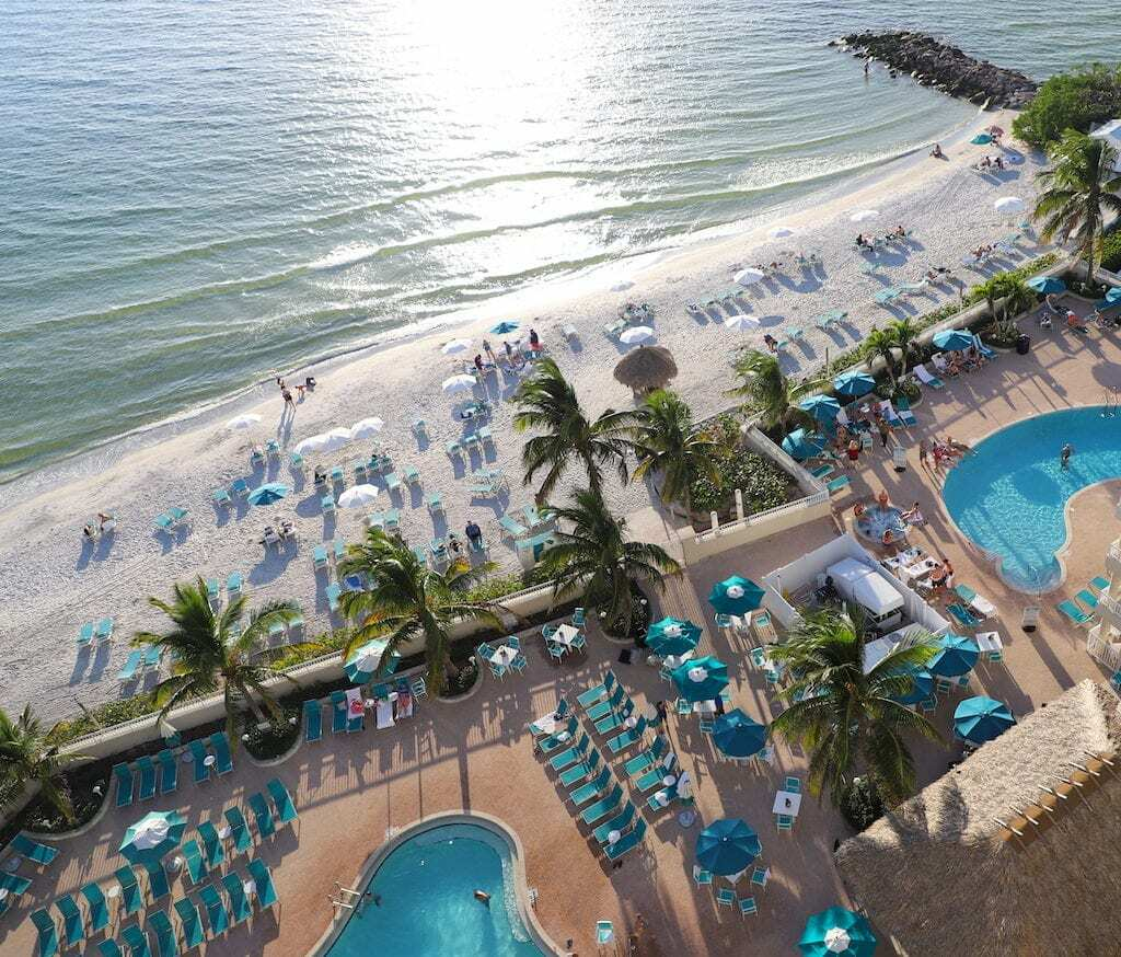 The Lido Beach Hotel
