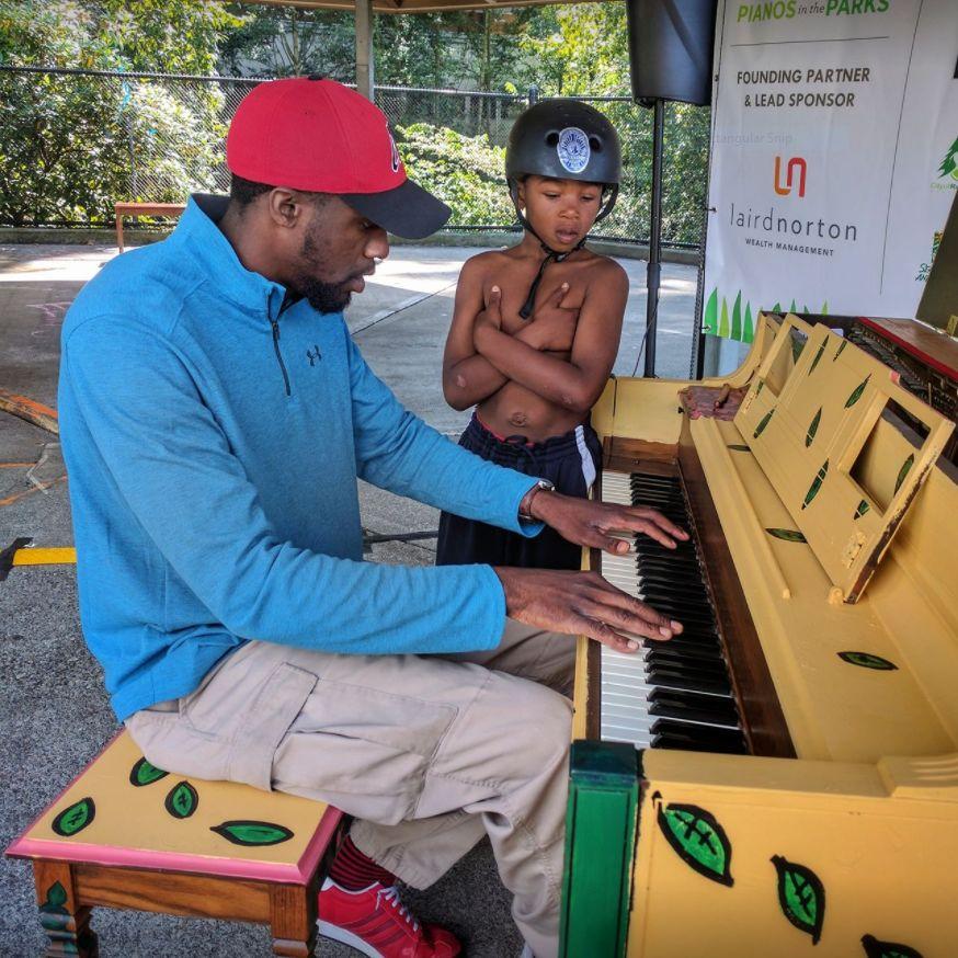 Piano hogjny