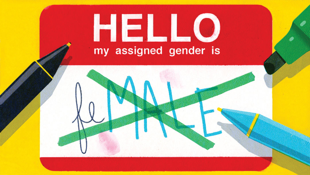 Washington\'s New Birth Certificate Option Gives Nonbinary Natives an ...