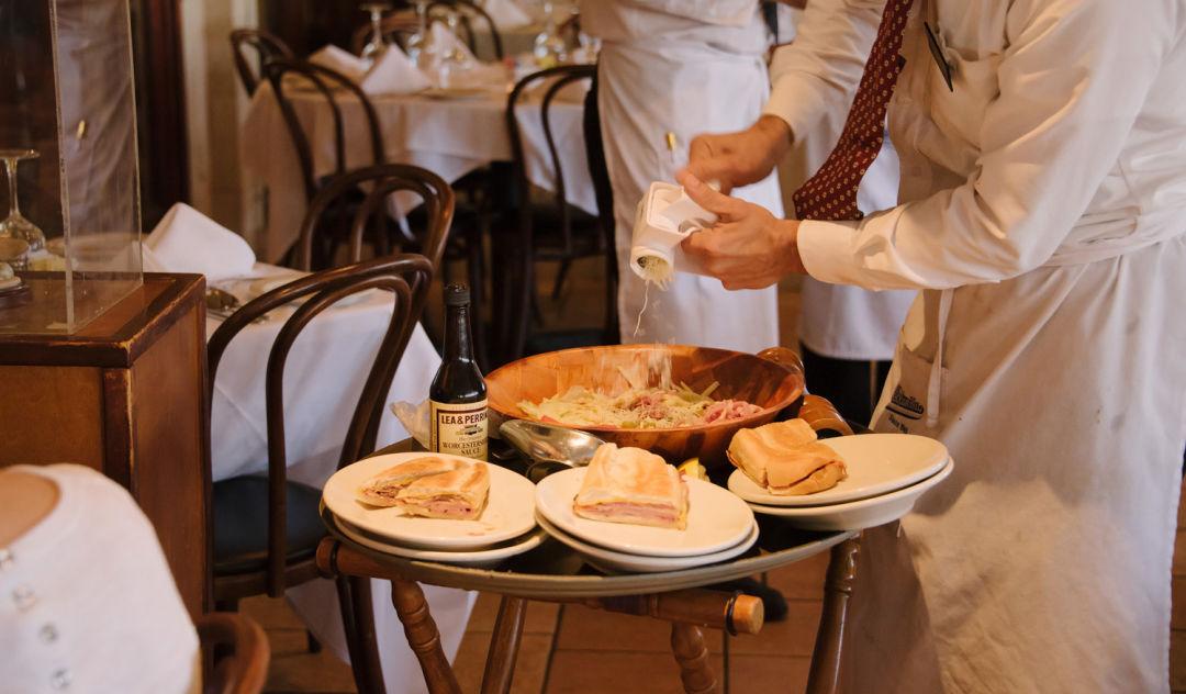 Columbia restaurant 1905 salad rfeb0a