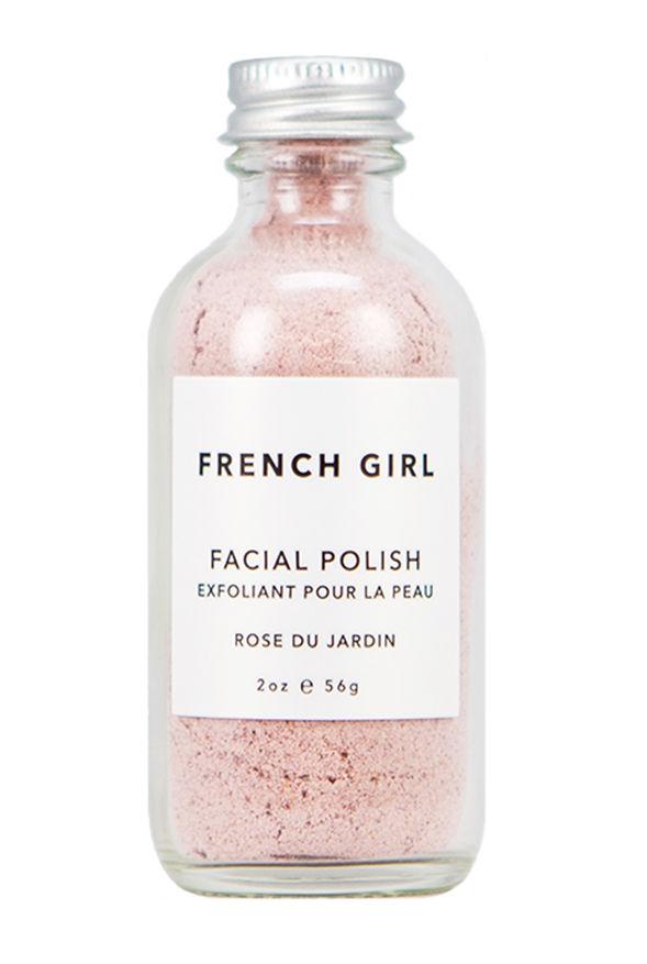 Facial polish rose 2oz jebeqi