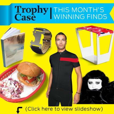 Trophy case items may d0wunz