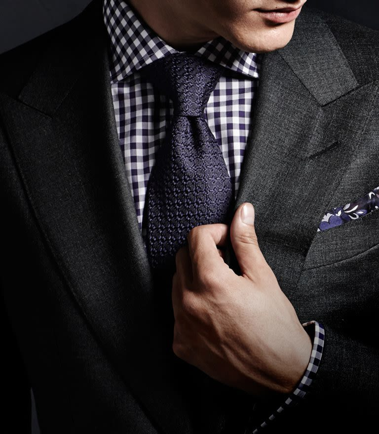 Sale At Anthropologie Custom Tom Ford Suit And Meet Designer