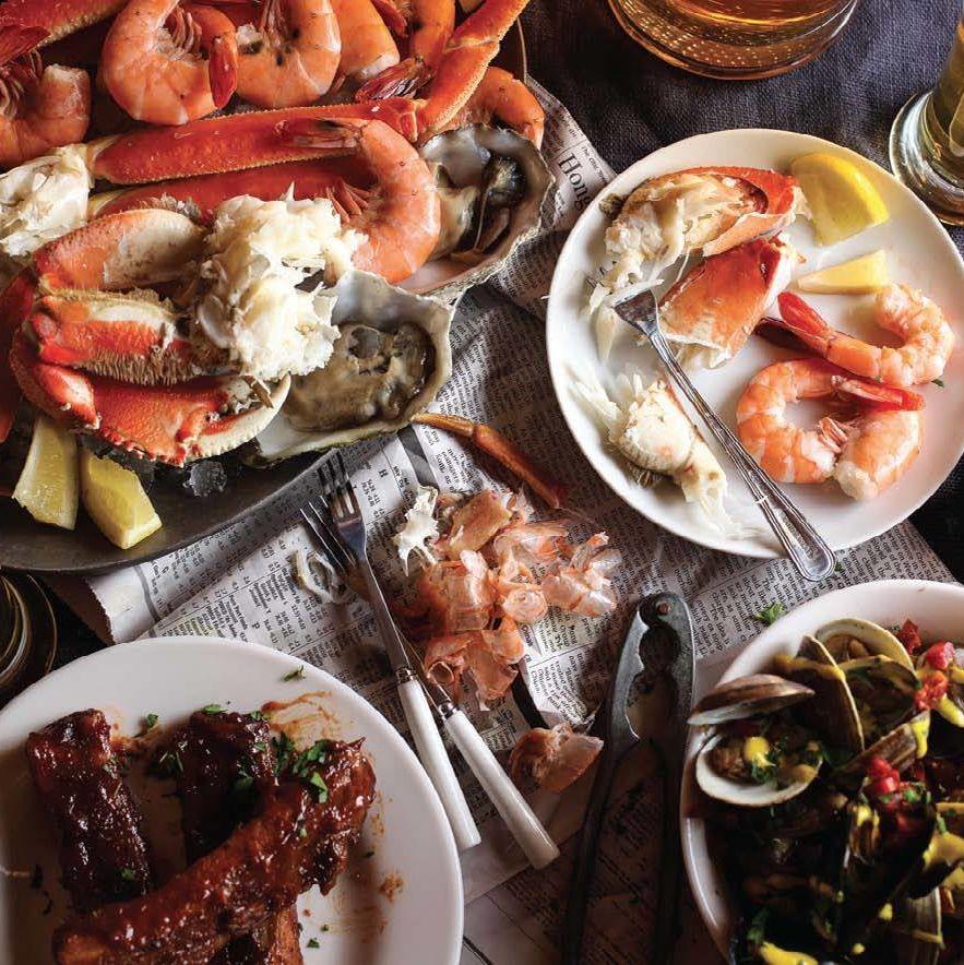 Seafoodbuffet m0lsfg
