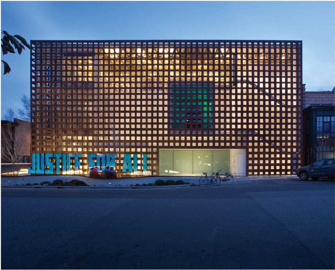 1115 building argument aspen art museum wjiiho