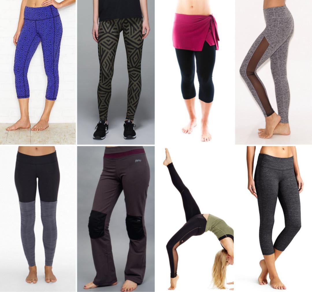 A New Wave of Innovative Yoga Pants  769a0e06c658