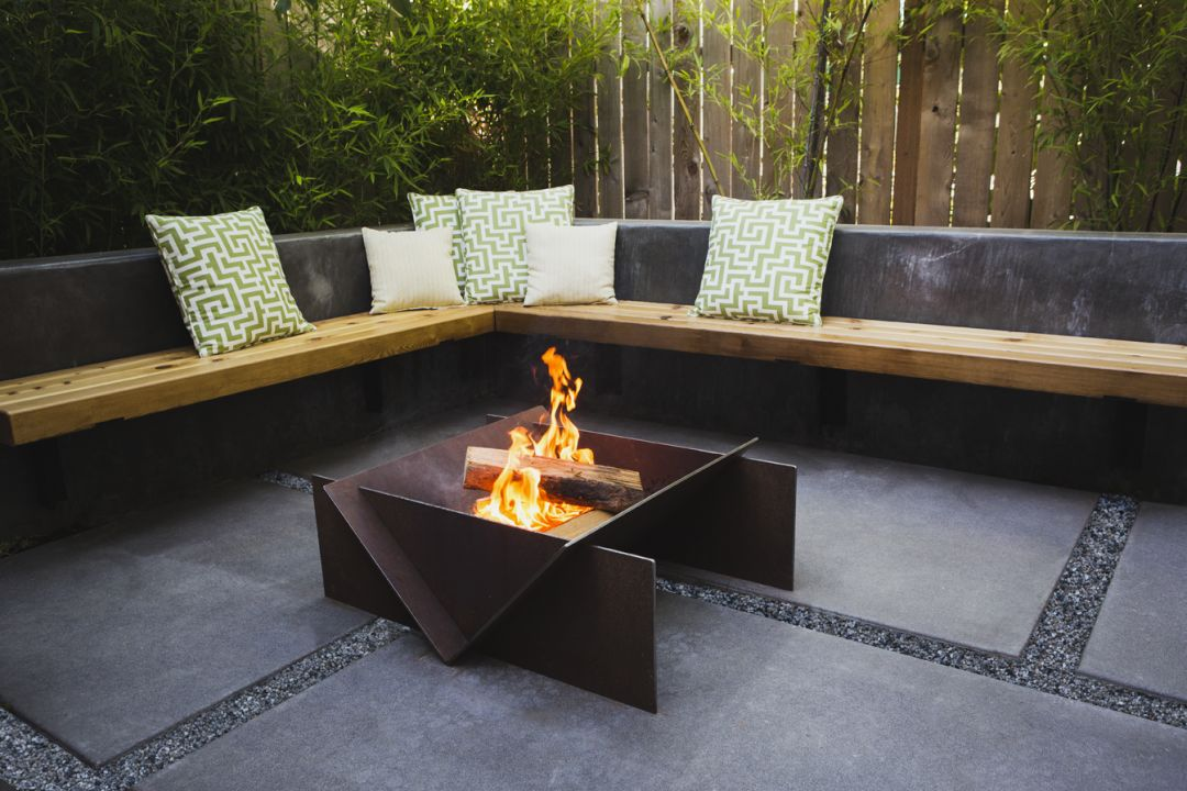 Let S Ogle This Sexy Minimalist Portland Made Fire Pit