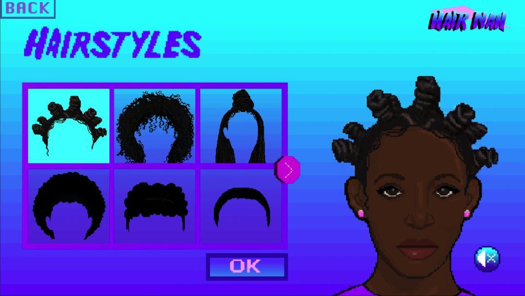 Hairstyle lxclji