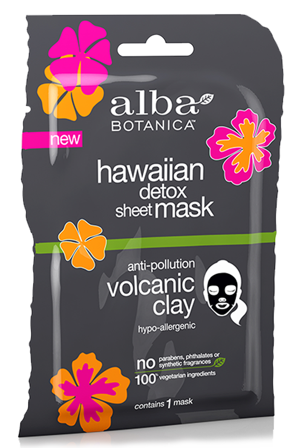 Al00931 hawaiian detox facial sheetmask 2x p4tmoh
