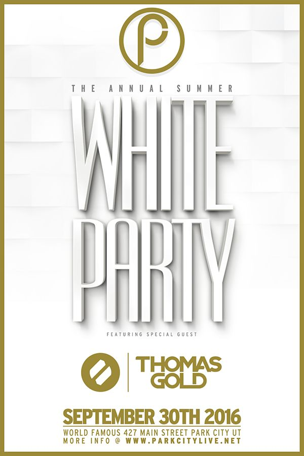 Whiteparty k5itpe