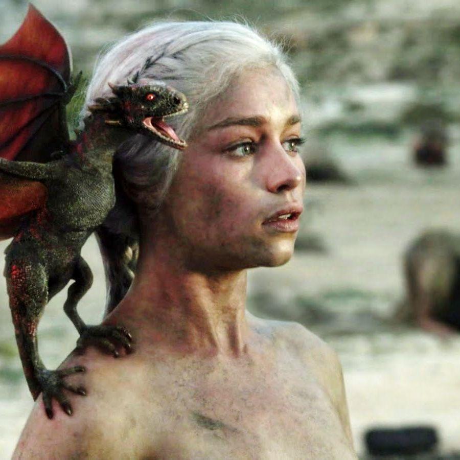 Daenerys dragon 19201 amtmli