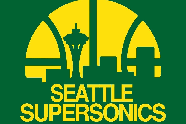 Eattle supersonics logo evthgu