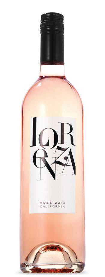 Lorenza rose wine iheymv