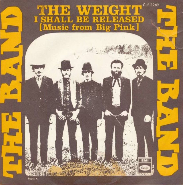 The band the weight rnholb
