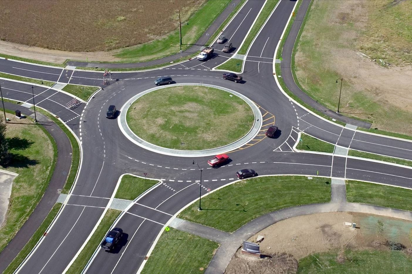 Roundabout nrae9a