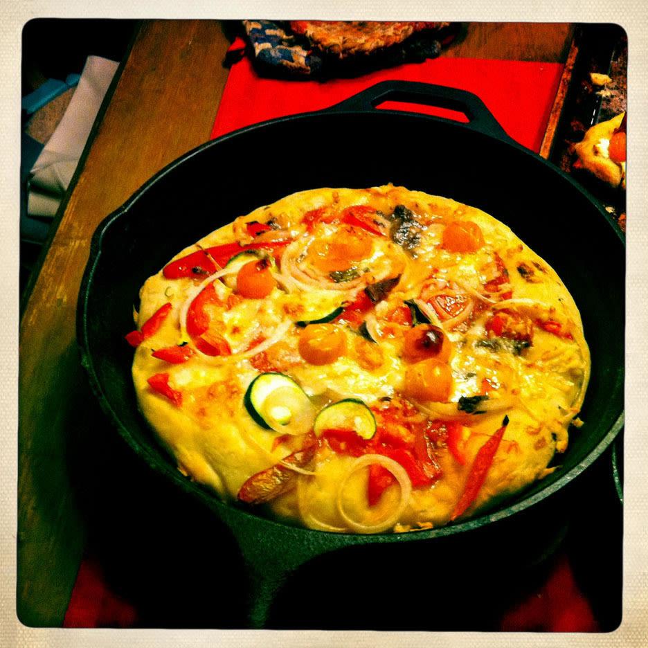 Pizza cast iron cjwi5g