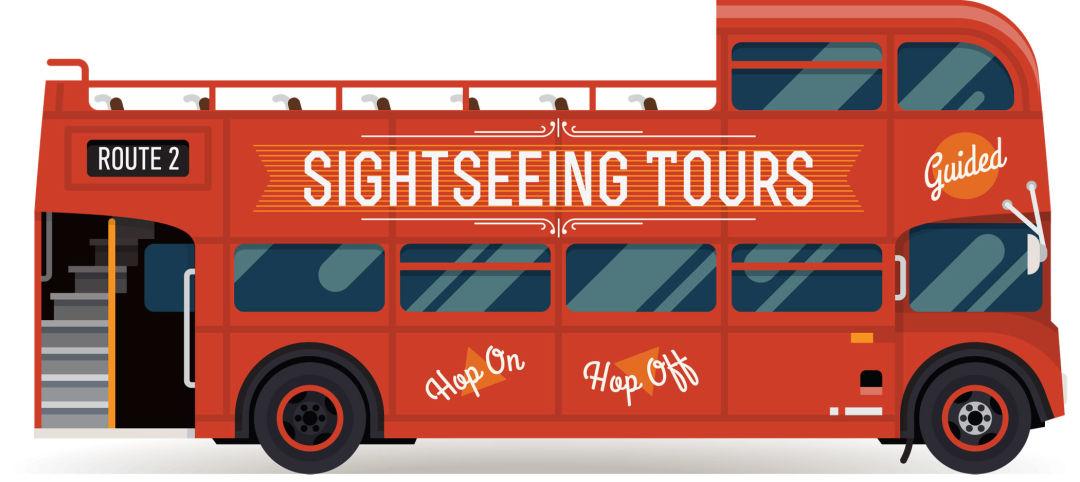 Tour bus hcveqm