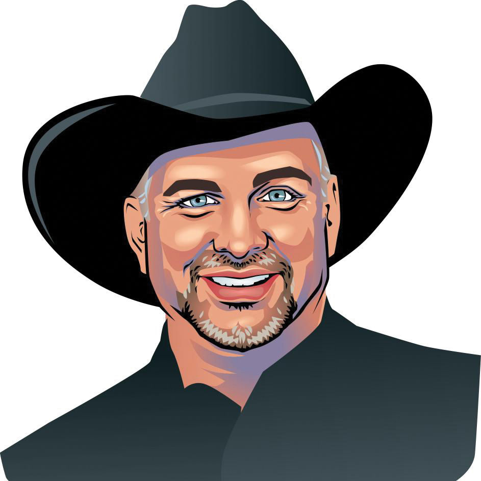 Garth brooks ilztiz