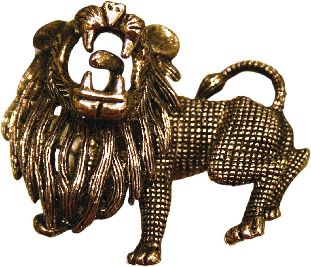 0713 renaissance woman lion xmykgq