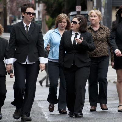Reservoir dolls cast walk  photo r macstravic  iluoor