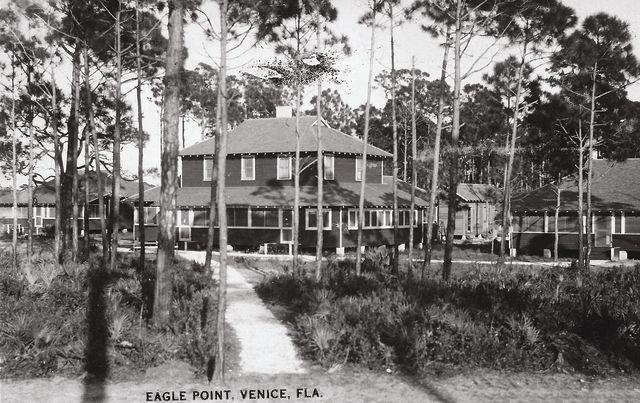 Ar 605203982 a 1925 postcard featuring camp eagle point oa7x78