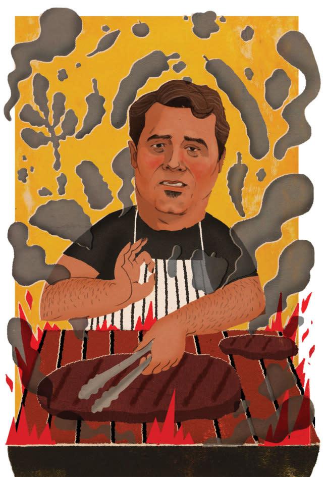 0815 barbecue pappa charlies pitmaster wesley jurena qlm1sv yjv6vk