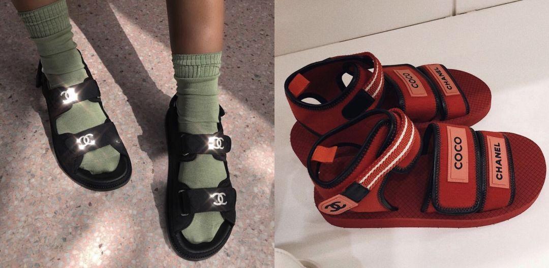 119411d0823 Trend Report  Designer Tourist Sandals