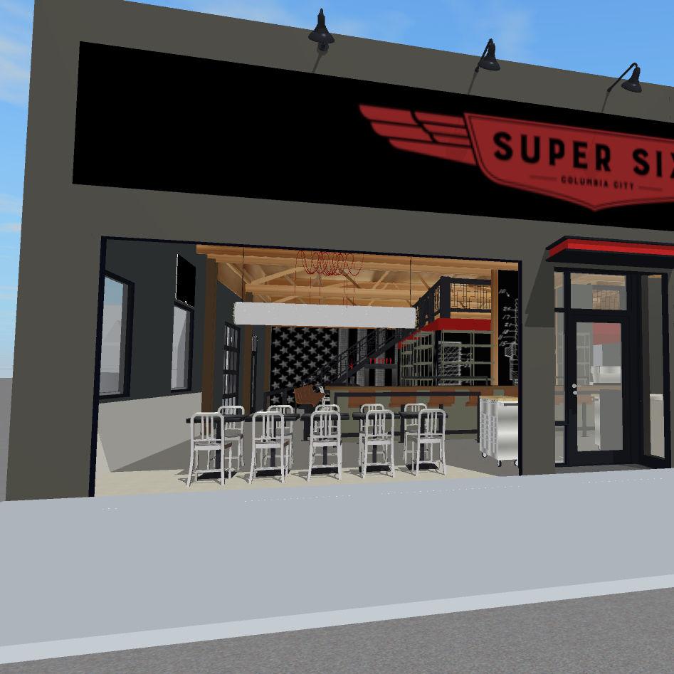 Supersixdoor 1  hjhb1d