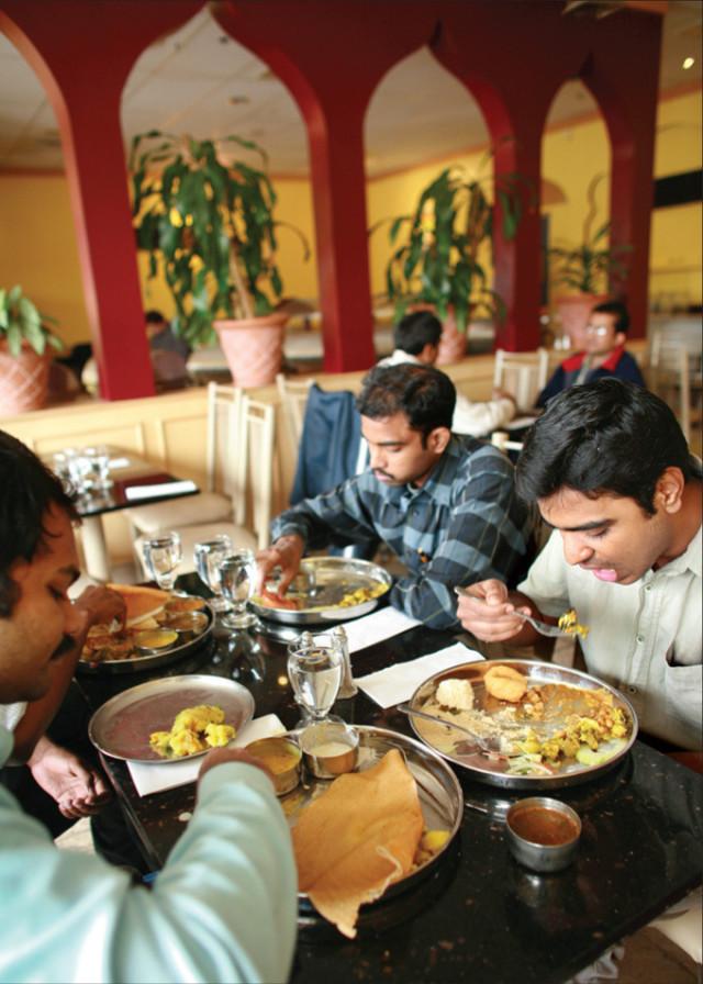 Indian Food Crossroads Bellevue
