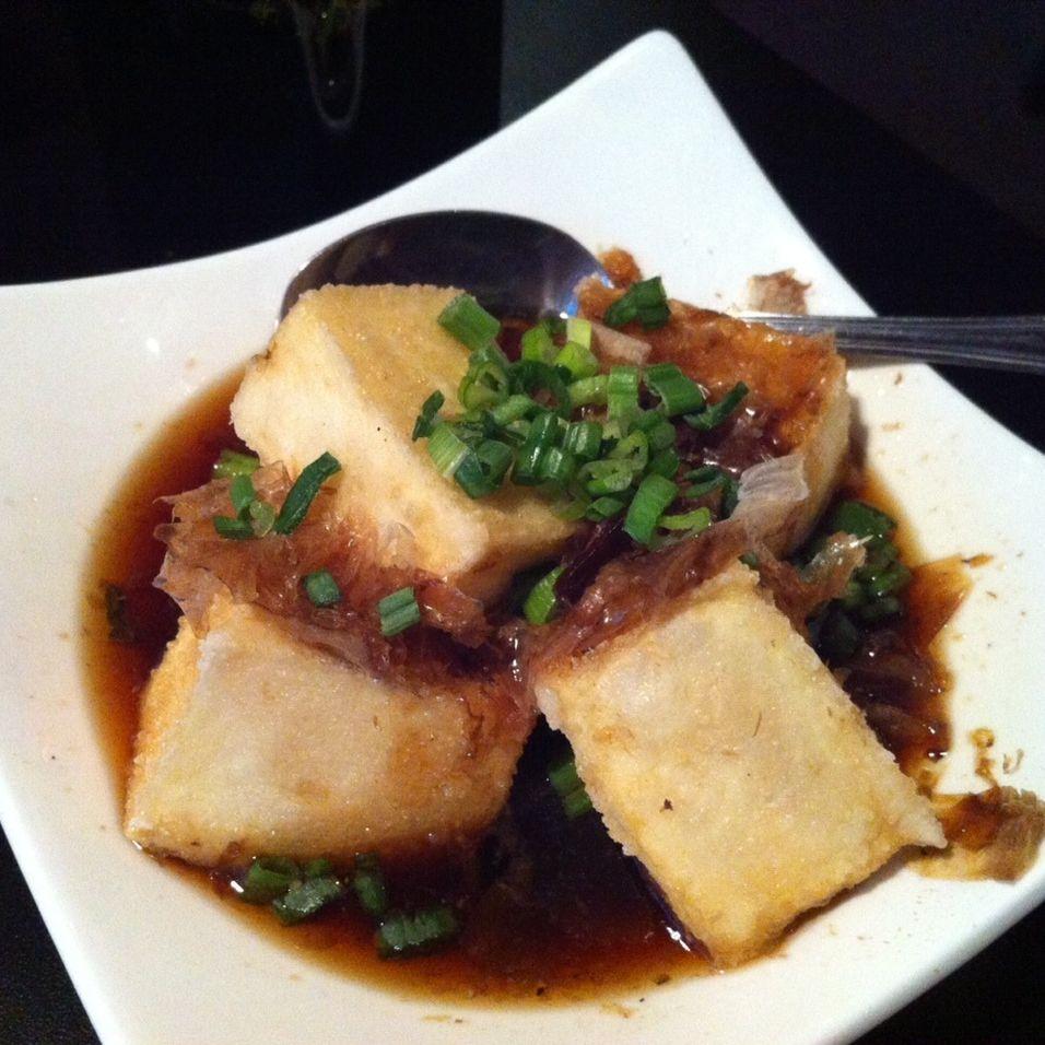 Agedashi tofu zushi tyh8rf