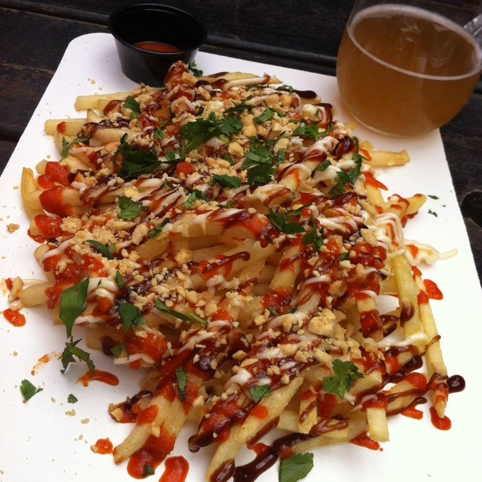Vietnamese fries d1grei