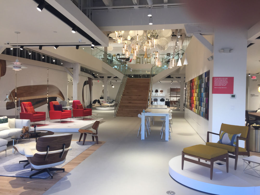 Design Within Reach Opens Its Largest Studio In The Country In