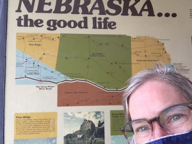 Margaret Seiler in Nebraska
