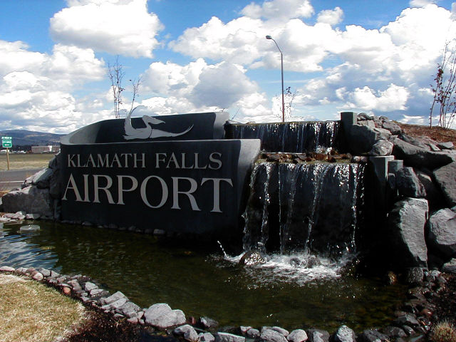 Klamath falls to salt lake city